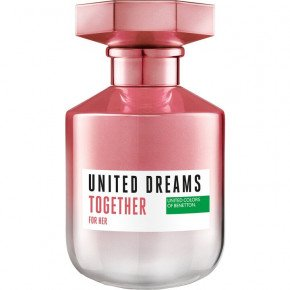 картинка BENETTON Туалетная вода UNITED DREAMS Together for HER 50 мл